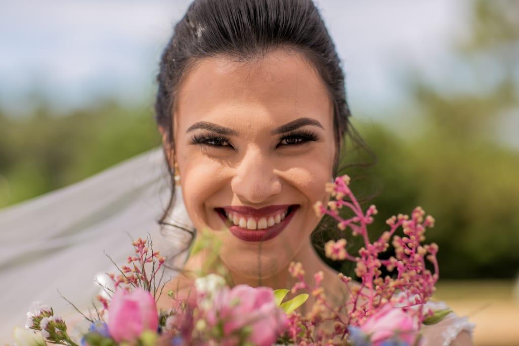 Como não errar na make da noiva